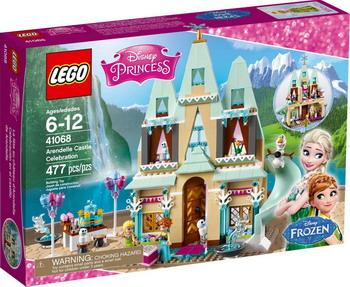 Конструктор Lego Disney Princesses Праздник в замке Эренделл 41068 lego lego disney princesses 41066 анна и кристоф прогулка на санях