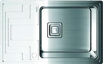 цена Кухонная мойка OMOIKIRI Mizu 78-R (4993005)