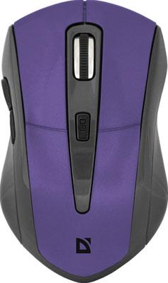 Мышь Defender Accura MM-965 фиолетовый (52969) цена и фото