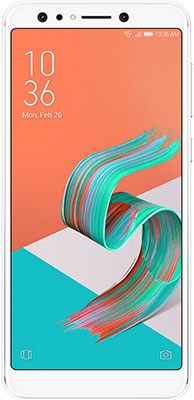 Мобильный телефон ASUS ZenFone 5 Lite ZC 600 KL-5B 025 RU (90 AX 0172-M 00340) белый чехол книжка боковой с окошком для asus zenfone 5 lite a502 cg boostar белый