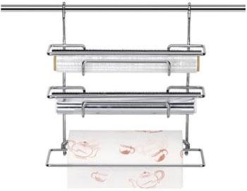 Держатель для фольги и бумажных полотенец Tescoma MONTI 33 см 900056 держатель для бумажных полотенец balvi birdie