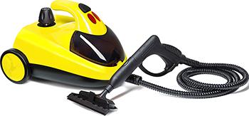 Купить Пароочиститель Kitfort, КТ-908-2 желтый, Китай