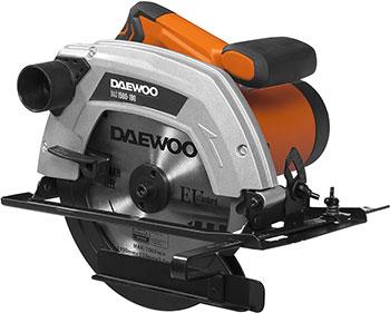 Дисковая (циркулярная) пила Daewoo Power Products DAS 1500-190