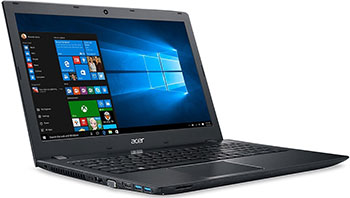 Ноутбук ACER Aspire E5-576 G-30 E6 (NX.GU2ER.015) черный ноутбук acer aspire e5 532 15 6 1366x768 intel celeron n3050 nx myver 016