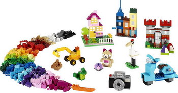 Конструктор Lego Classic: Набор для творчества большого размера 10698