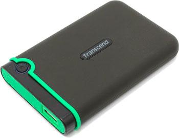 Внешний жесткий диск (HDD) Transcend 500 GB StoreJet Mobile 2.5'' (TS 500 GSJ 25 M3) storejet
