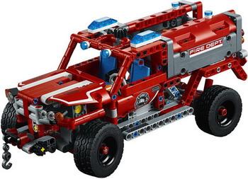 Конструктор Lego Technic: Служба быстрого реагирования 42075 конструктор lego 60108 city пожарная команда быстрого реагирования