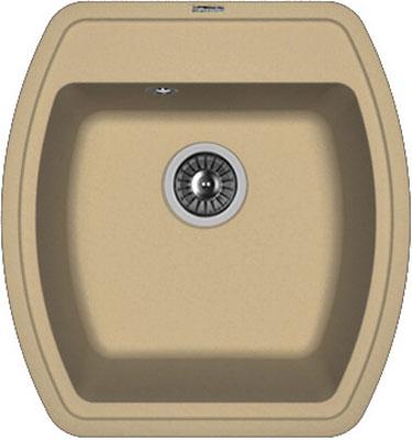 Кухонная мойка Florentina Нире-480 480х510 капучино FG искусственный камень