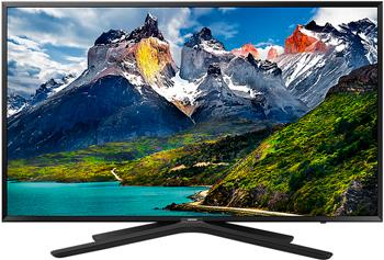 LED телевизор Samsung UE-43 N 5500 AUXRU led телевизор samsung ue 40j5000au