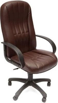 Кресло Tetchair СН833 (кож/зам коричневый 36-36) кресло tetchair runner кож зам ткань черный жёлтый 36 6 tw27 tw 12
