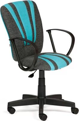 Кресло Tetchair Spectrum (ткань серо-голубой 207/2613) цена 2017