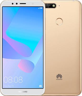 Смартфон Huawei Y6 Prime (2018) золотистый