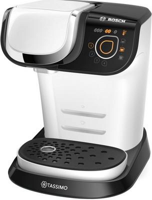 Кофемашина капсульная Bosch TAS 6004 Tassimo My way цена