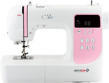 Швейная машина Astralux H 20 A встраиваемый электрический духовой шкаф bosch hbg 655 bb1