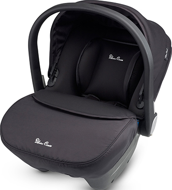 Автокресло Silver Cross Simplicity Car Seat - Black SX 412.BK