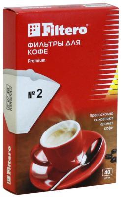 Набор фильтров Filtero №2/40 набор фильтров miele rx sac1 airclean