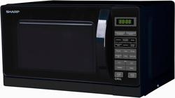 Микроволновая печь - СВЧ Sharp R 6672 RK lg mb65w95gih white свч печь с грилем