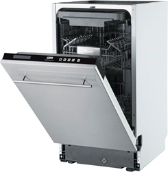 Полновстраиваемая посудомоечная машина DeLonghi DDW 09 S delonghi fh 1394 white