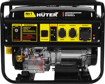 Электрический генератор и электростанция Huter DY 8000 LX электрический генератор и электростанция huter dy 6500 l
