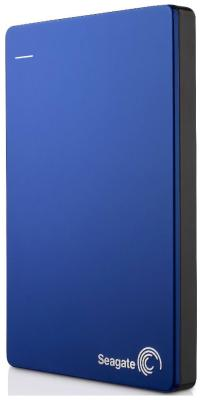 Внешний жесткий диск (HDD) Seagate USB 3.0 1Tb STDR 1000202 BackUp Plus Portable Drive 2.5 синий