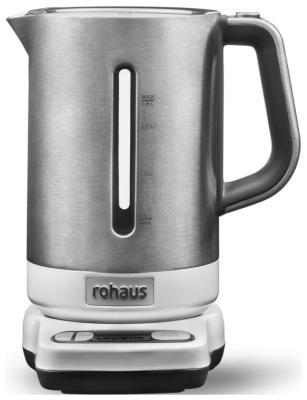 Чайник электрический Rohaus RK 910 W холодильник pozis rk 139 w