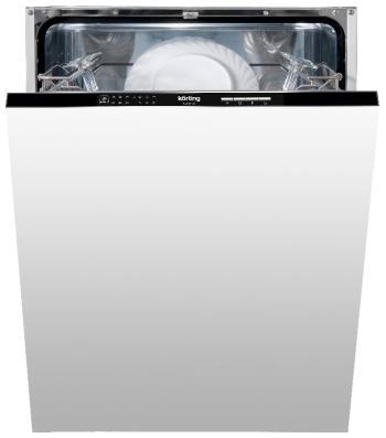 Полновстраиваемая посудомоечная машина Korting KDI 60130 встраиваемая посудомоечная машина korting kdi 60130