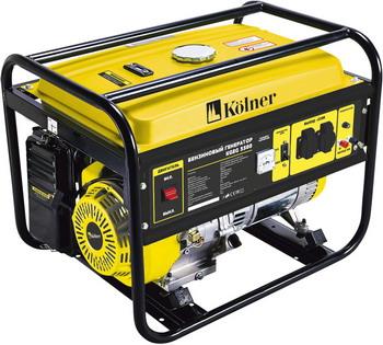все цены на Электрический генератор и электростанция Kolner KGEG 5500 онлайн