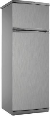 Двухкамерный холодильник Позис МИР 244-1 серебристый металлопласт двухкамерный холодильник позис rk 101 серебристый металлопласт