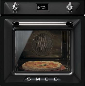 Фото Встраиваемый электрический духовой шкаф Smeg. Купить с доставкой
