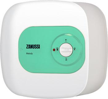 Водонагреватель накопительный Zanussi ZWH/S 10 Melody O (Green) накопительный водонагреватель zanussi zwh s 10 melody u green