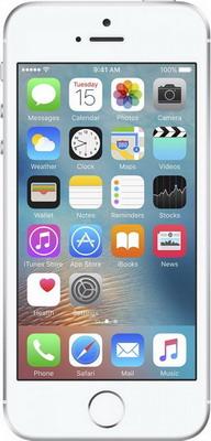 Мобильный телефон Apple iPhone SE 32 Gb Silver (MP 832 RU/A) мобильный телефон apple iphone se 32 gb space gray mp 822 ru a