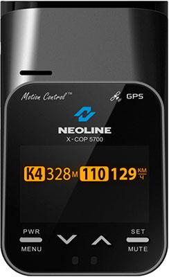 Радар-детектор Neoline X-COP 5700 GPS радар детектор neoline x cop 4100 gps приемник черный