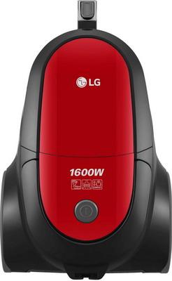 Пылесос LG VK 76 A 06 NDR красный