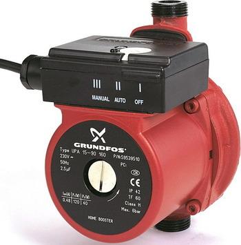 Насос Grundfos UPA 15-90 насос для воды grundfos upa 15 90