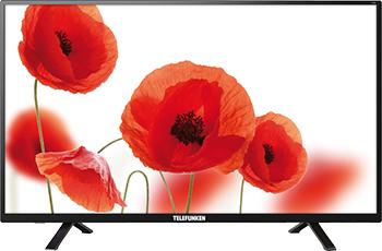 LED телевизор Telefunken TF-LED 39 S 57 T2 черный