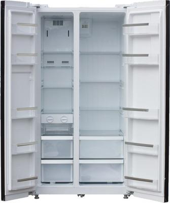 Холодильник Side by Side Shivaki SBS-550 DNFWGL холодильник side by side samsung rs57k4000sa