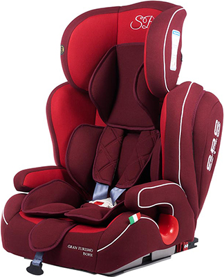 Автокресло Sweet Baby Gran Turismo SPS Isofix Red 386 006 20pcs lot irg4bc30kd s irg4bc30kd irg4bc30 good quality hot sell free shipping buy it direct