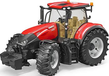 Трактор Bruder Case IH Optum 300 CVX 03-190 машинки tomy трактор case ih 210 puma