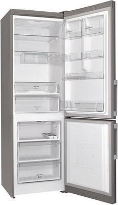 купить Двухкамерный холодильник Hotpoint-Ariston HS 5181 X по цене 26910 рублей