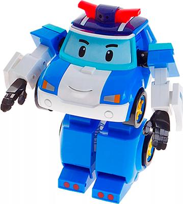 Робот Robocar Poli Поли на радиоуправлении. Управляется в форме робота