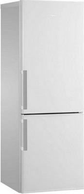 Двухкамерный холодильник Hansa FK 239.3 двухкамерный холодильник don r 295 b