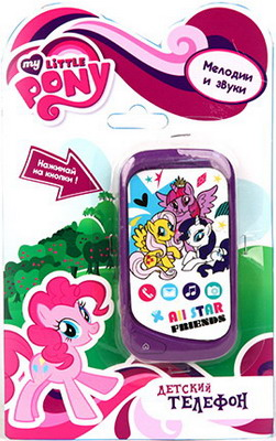 Смартфон игровой Hasbro My Little Pony GT 8660 смартфон