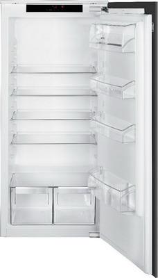 Встраиваемый однокамерный холодильник Smeg SD 7205 SLD2P шатура smeg вытяжка kd90rw 2