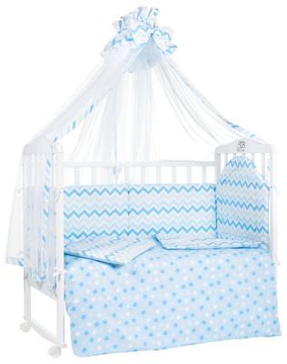 Комплект постельного белья Sweet Baby Stelle Blu kupi kolyasku комплект постельного белья lambministry kk вдохновение 7 предметов