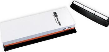 Набор для заточки стальных ножей MIKADZO DK-1000/3000 4992011 нож филейный mikadzo damascus