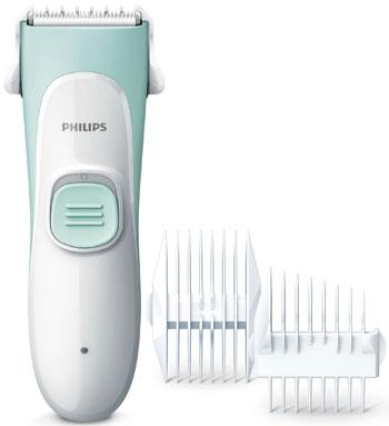 Машинка для стрижки детских волос Philips HC 1066/15 машинка для стрижки волос philips hc 5410 15