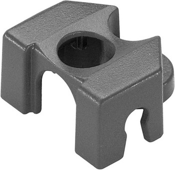 Крепление для шлангов Gardena 4 6 мм (1/2'') 08379-20 металлическая тележка для шлангов gardena 60 02681 20 000 00