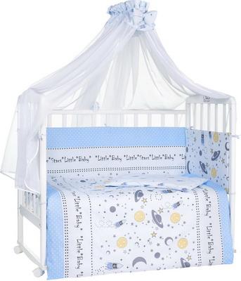 цена на Комплект постельного белья Sweet Baby Cosmo Blu