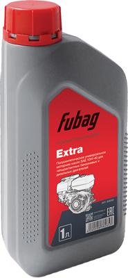 Масло моторное FUBAG универсальное полусинтетическое 838265 масло fubag super chain 1l 838268