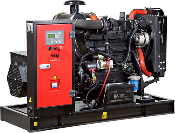 Электрический генератор и электростанция FUBAG DS 40 DA ES 838778 электрический генератор и электростанция dde dpg 10553 e